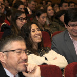Psicólogo Ignacio Fernández dictó charla sobre bienestar y felicidad organizacional